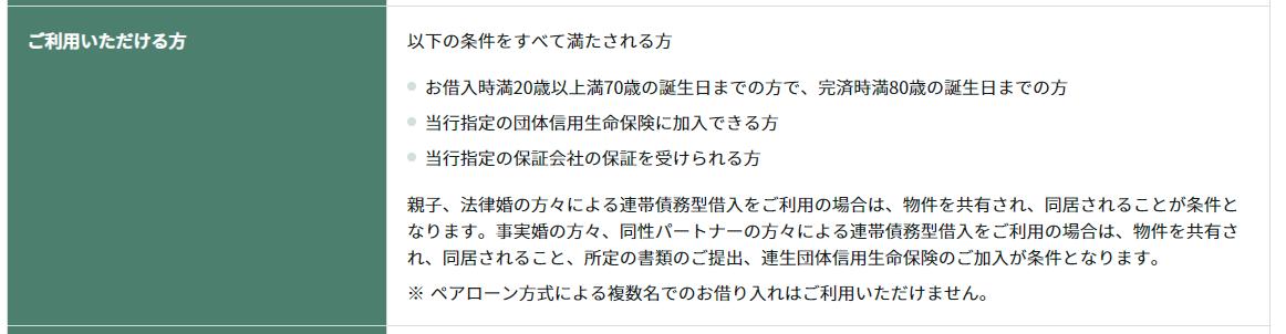 三井住友銀行のWEB申込専用住宅ローン